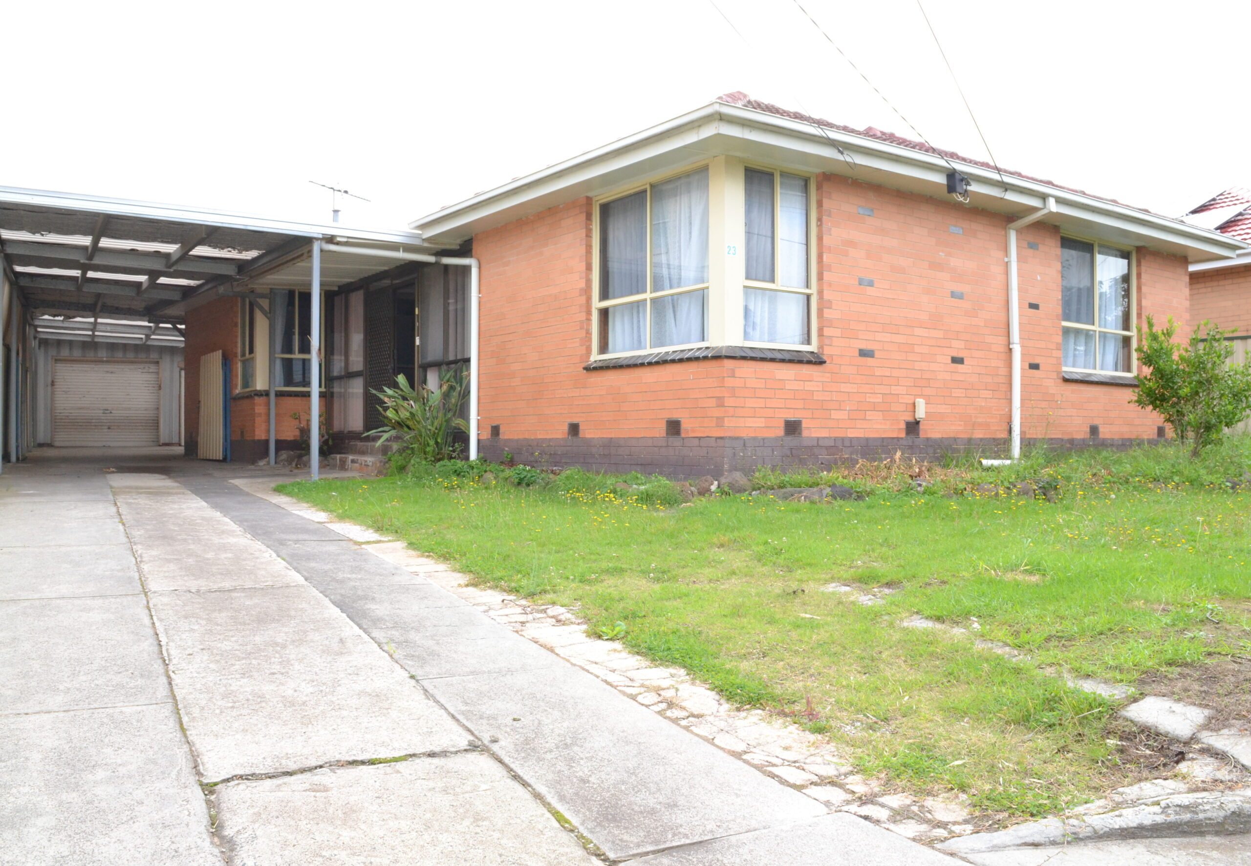 Home for large family in Springvale South